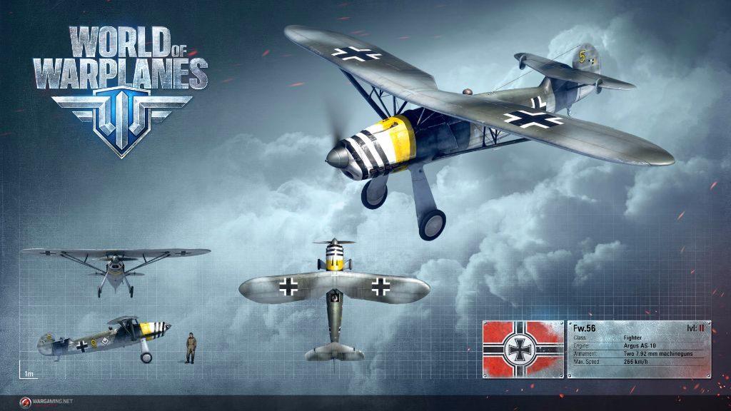 Claim your free World of Warplanes gift | Flypast